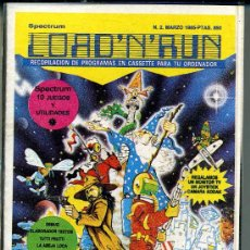 Videojuegos y Consolas: SPECTRUM LOAD´N´RUN . Lote 32686377