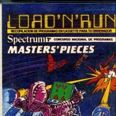 Videojuegos y Consolas: SPECTRUM LOAD´N´RUN . Lote 32686384