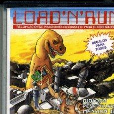 Videojuegos y Consolas: SPECTRUM LOAD´N´RUN . Lote 32686395