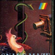 Videojuegos y Consolas: SPECTRUM SNAKE MAZE - MONSER. Lote 32686434