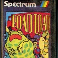 Videojuegos y Consolas: SPECTRUM ROAD TOAD. Lote 32686637