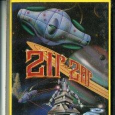 Videojuegos y Consolas: SPECTRUM ZIR - ZAR VIDEOJUEGO. Lote 32684602