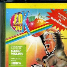 Videojuegos y Consolas: SPECTRUM EL TRAGAMANZANAS - MONSER. Lote 32686110