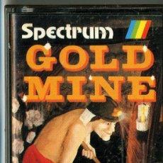 Videojuegos y Consolas: SPECTRUM GOLD MINE- MONSER. Lote 32686121