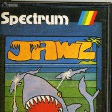 Videojuegos y Consolas: SPECTRUM JAWZ- MONSER. Lote 32686144