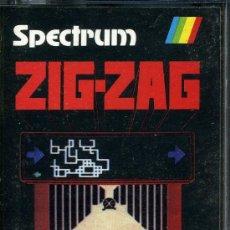 Videojuegos y Consolas: SPECTRUM ZIG-ZAG- MONSER. Lote 32686186