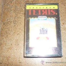 Videojuegos y Consolas: JUEGO DE SPECTRUM UN CLASICO TETRIS BUEN PRECIO . Lote 33040042