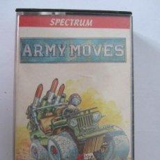 Videojuegos y Consolas: JUEGO SPECTRUM ARMY MOVES-1. Lote 33340221