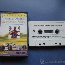 Videojuegos y Consolas: JUEGO SPECTRUM MAIQUEL MASSEL . Lote 33645195
