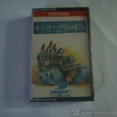 Videojuegos y Consolas: JUEGO SPECTRUM ARMY MOVES. Lote 34566291