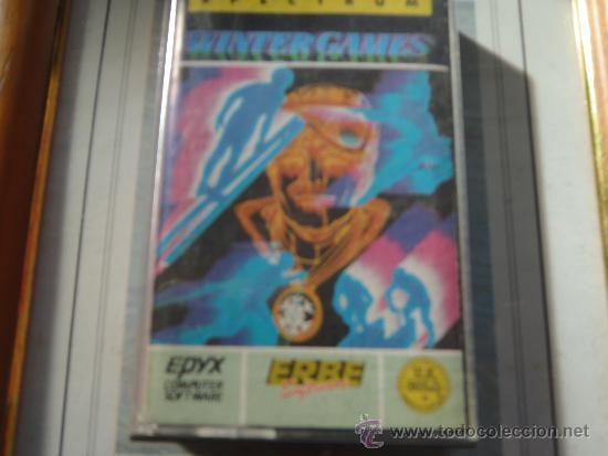 SPECTRUM WINTER GAMES (Juguetes - Videojuegos y Consolas - Spectrum)