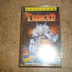 Videojuegos y Consolas: JUEGO SPECTRUM TURRICAN DIFICIL !!!!. Lote 36092179
