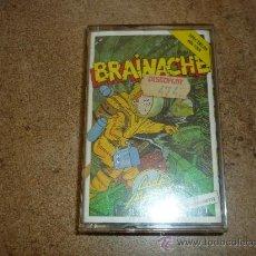 Videojuegos y Consolas: JUEGO DE SPECTRUM BRAINACHE DIFICIL !!!. Lote 36096911
