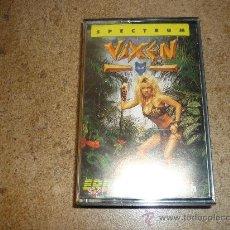 Videojuegos y Consolas: JUEGO SPECTRUM VIXEN MUY DIFICIL !!!. Lote 36097361