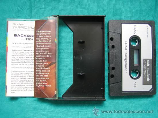 Videojuegos y Consolas: Juego para ordenador Spectrum - Foto 2 - 36469473