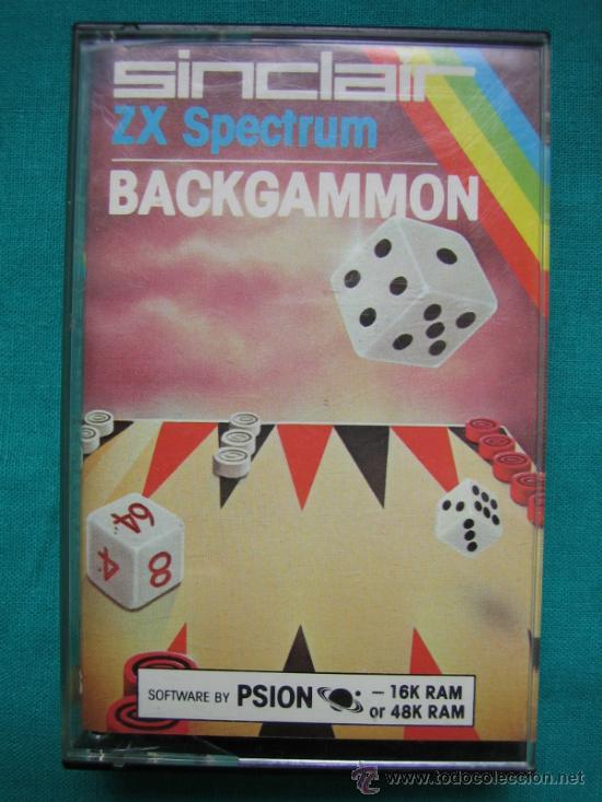 JUEGO PARA ORDENADOR SPECTRUM (Juguetes - Videojuegos y Consolas - Spectrum)
