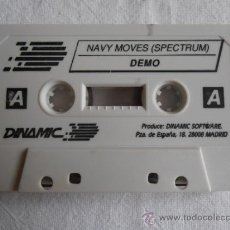 Videojuegos y Consolas: JUEGO SPECTRUM DYNAMIC SOFTWARE NAVY MOVES. Lote 51374453