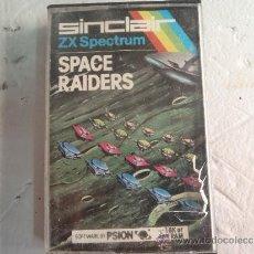 Videojuegos y Consolas: JUEGO DE SPECTRUM SPACE RAIDES. Lote 38291418