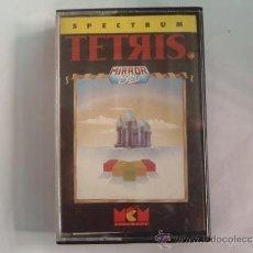 Videojuegos y Consolas: JUEGO SPECTRUM TETRIS. Lote 38391874
