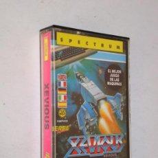 Jeux Vidéo et Consoles: XEVIOUS - US GOLD NAMCO - ERBE - SPECTRUM. Lote 38904620