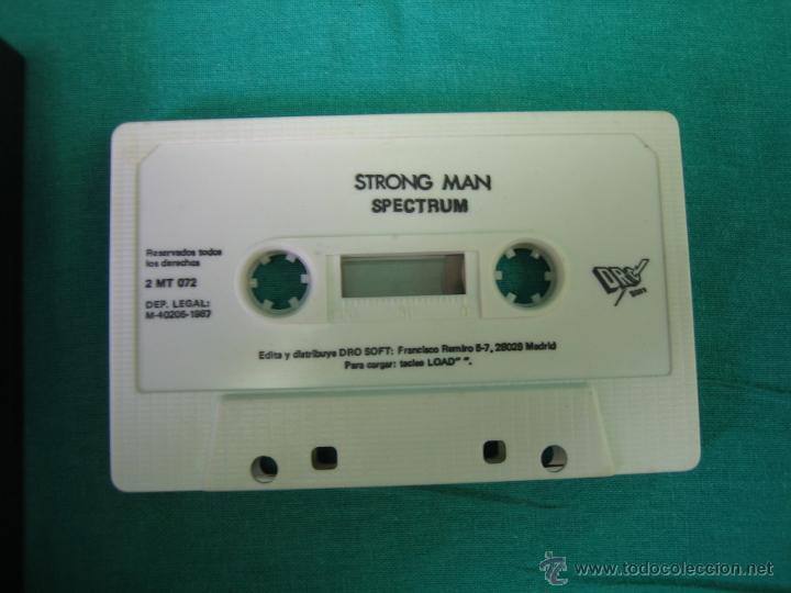 Videojuegos y Consolas: Juego para ordenador Spectrum - Foto 2 - 39561002