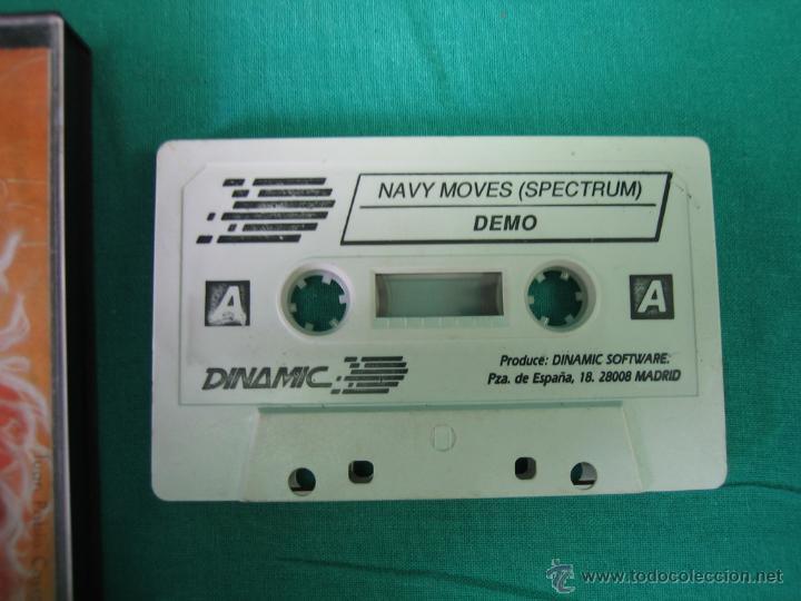 Videojuegos y Consolas: Juego para ordenador Spectrum - Foto 2 - 39561067