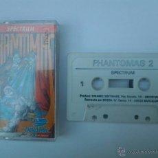 Videojuegos y Consolas: JUEGO DE SPECTRUM PHANTOMAS 2. Lote 39596297