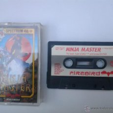 Videojuegos y Consolas: JUEGO DE SPECTRUM NINJA MASTER. Lote 39596727