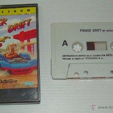 Videojuegos y Consolas: POWER DRIFT [ACTIVISION] 1989 MCM SOFTWARE [ZX SPECTRUM]. Lote 39825221