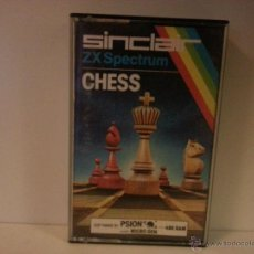 Videojuegos y Consolas: JUEGO DE SPECTRUM CHESS. Lote 40706948