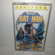 Videojuegos y Consolas: JUEGO DE SPECTRUM BAT MAN. Lote 40720294
