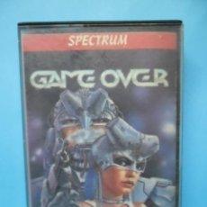 Videojuegos y Consolas: JUEGO - SPECTRUM - GAME OVER - DINAMIC - . Lote 40756934