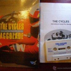 Videojuegos y Consolas: JUEGO ZX SPECTRUM Y COMPATIBLES - THE CYCLES ACCOLADE - DRO SOFT - 1990 - COMPLETO -. Lote 41477072