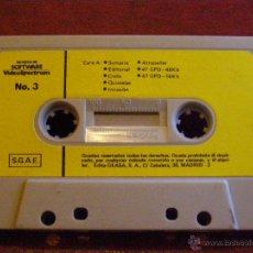 Videojuegos y Consolas: DEMOS Y UTILIDADES PARA ZX SPECTRUM - REVISTA DE SOFTWARE VIDEO SPECTRUM Nº 3 -. Lote 41478088