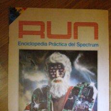 Videojuegos y Consolas: FASCICULO Nº 42 DE 52 - RUN - ENCICLOPEDIA PRÁCTICA DEL SPECTRUM - NUEVA LENTE INGELEK - 1985 . Lote 41495415