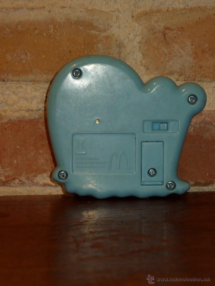 Videojuegos y Consolas: PANTALLA JUEGO OBSEQUIO MACDONALS. GARY BOB ESPONJA - Foto 2 - 41509007