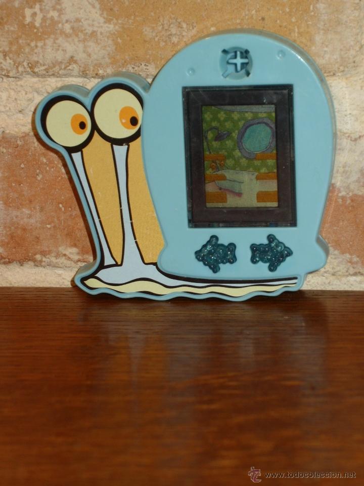 Videojuegos y Consolas: PANTALLA JUEGO OBSEQUIO MACDONALS. GARY BOB ESPONJA - Foto 3 - 41509007