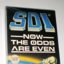 Videojuegos y Consolas: SDI - NOW THE ODDS ARE EVEN [ACTIVISION] 1988 PROEIN SOFT LINE [ZX SPECTRUM]. Lote 41702129