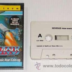 Videojuegos y Consolas: XEVIOUS FROM NAMCO - ERBE SOFTWARE [ZX SPECTRUM]. Lote 41855444