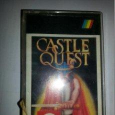 Videojuegos y Consolas: JUEGO DE SPECTRUM CASSETTE CASTLE QUEST. Lote 41870985