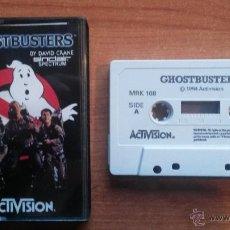 Videojuegos y Consolas: JUEGO SPECTRUM - GHOSTBUSTERS. Lote 42780503