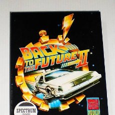 Videojuegos y Consolas: BACK TO THE FUTURE PART II (REGRESO AL FUTURO PARTE II ) 1990 IMAGE WORKS MIRRORSOFT [ZX SPECTRUM] 2. Lote 43349121
