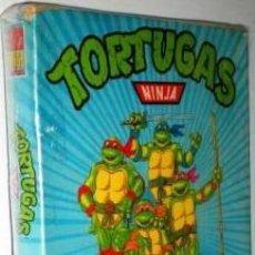 Videojuegos y Consolas: TORTUGAS NINJA [MIRRORSOFT IMAGE WORKS] KONAMI [1990] [MCM SOFTWARE ERBE SOFTWARE] [ZX SPECTRUM]. Lote 43570044