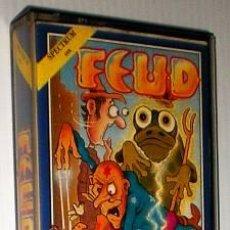 Videojuegos y Consolas: FEUD [BULLDOG SOFTWARE] 1987 DRO SOFT [ZX SPECTRUM]. Lote 43882619