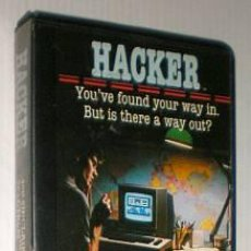 Videojuegos y Consolas: HACKER [ACTIVISION] 1985 [PROEIN SOFT LINE] [ZX SPECTRUM]. Lote 43911871