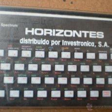 Videojuegos y Consolas: CINTA JUEGOS ZX SPECTRUM SINCLAIR HORIZONTES. Lote 44304301
