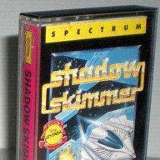 Videojuegos y Consolas: SHADOW SKIMMER [THE EDGE] 1987 ERBE SOFTWARE [ZX SPECTRUM]. Lote 44760789