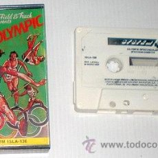 Videojuegos y Consolas: OLYMPIC SPECTACULAR [ALTERNATIVE SOFT] 1984 [SYSTEM 4] [ZX SPECTRUM]. Lote 44762393