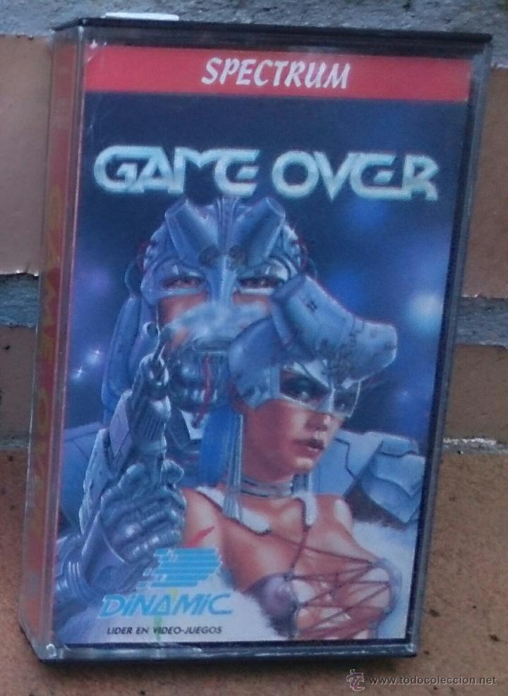 JUEGO SPECTRUM GAME OVER (Juguetes - Videojuegos y Consolas - Spectrum)