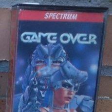 Videojuegos y Consolas: JUEGO SPECTRUM GAME OVER . Lote 44845778